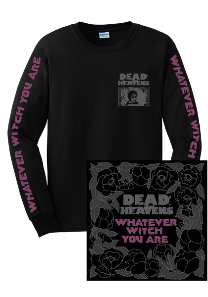 Dead Heavens - Whatever Witch You Are (CD+Long Sleeve)