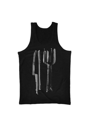 Dine Alone - Fork & Knife Tank Top