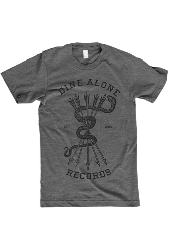 Snake T-Shirt (Athletic Grey)