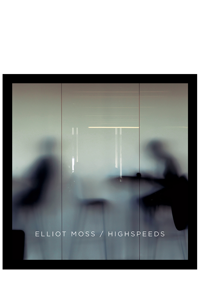 Elliot Moss - High Speeds (CD)