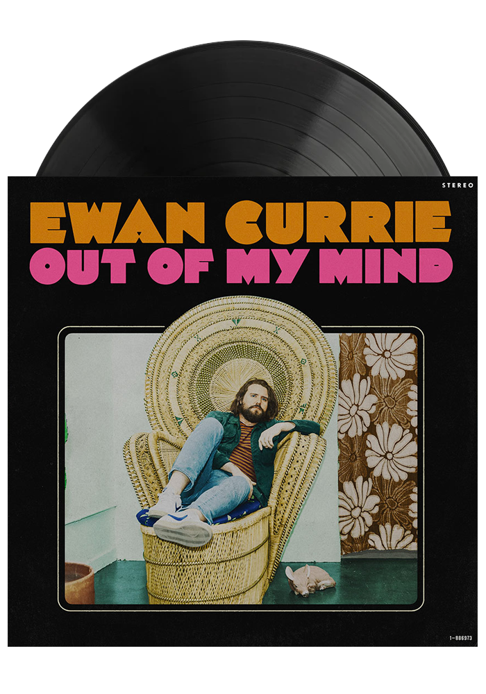Ewan Currie - Out Of My Mind (LP)