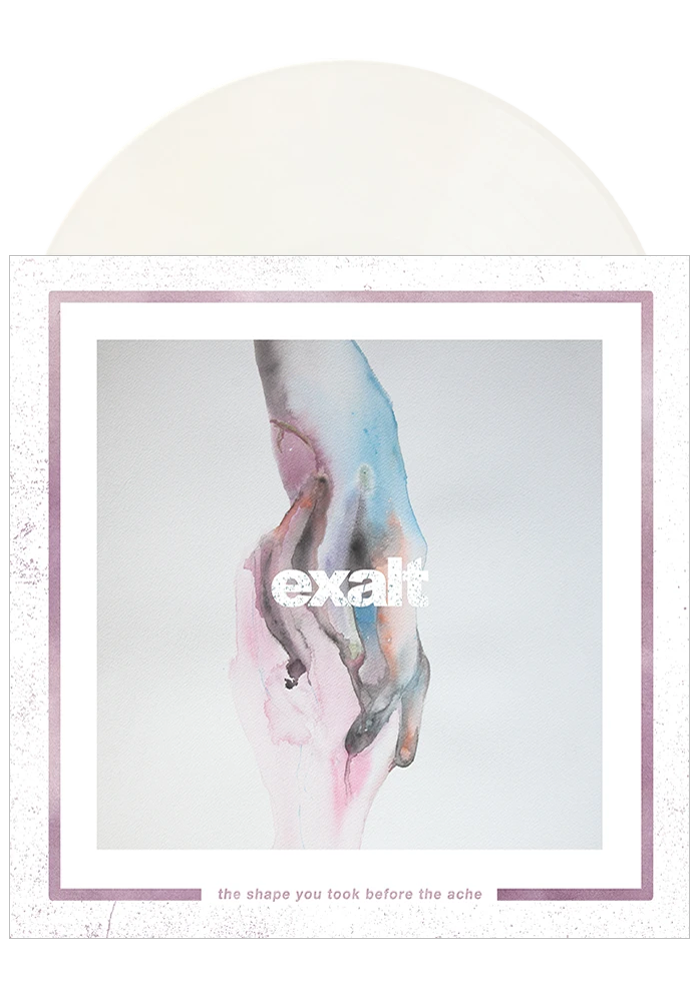 EXALT - The Shape You Took Before The Ache (White LP)