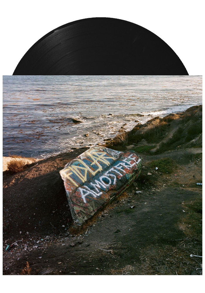 FIDLAR - Almost Free (LP)