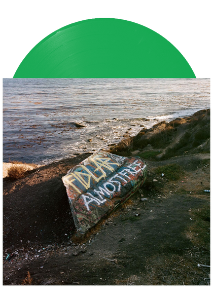 FIDLAR - Almost Free (Indie Retail Exclusive Green LP)