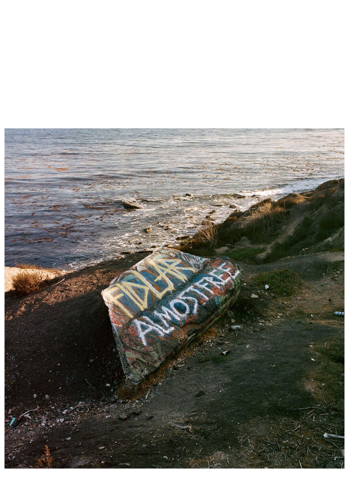 FIDLAR - Almost Free (CD)