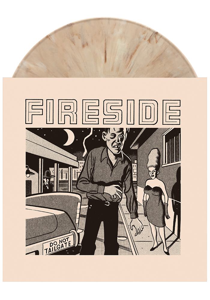 Fireside - Do Not Tailgate (Tan LP)