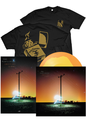 The Flatliners - Inviting Light (LP Bundle #1)