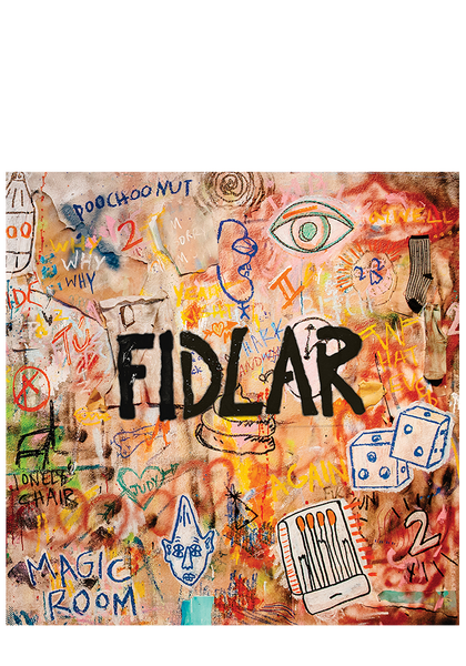 FIDLAR - Too (CD)