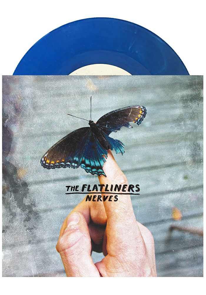 "The Flatliners - Nerves (7"")"