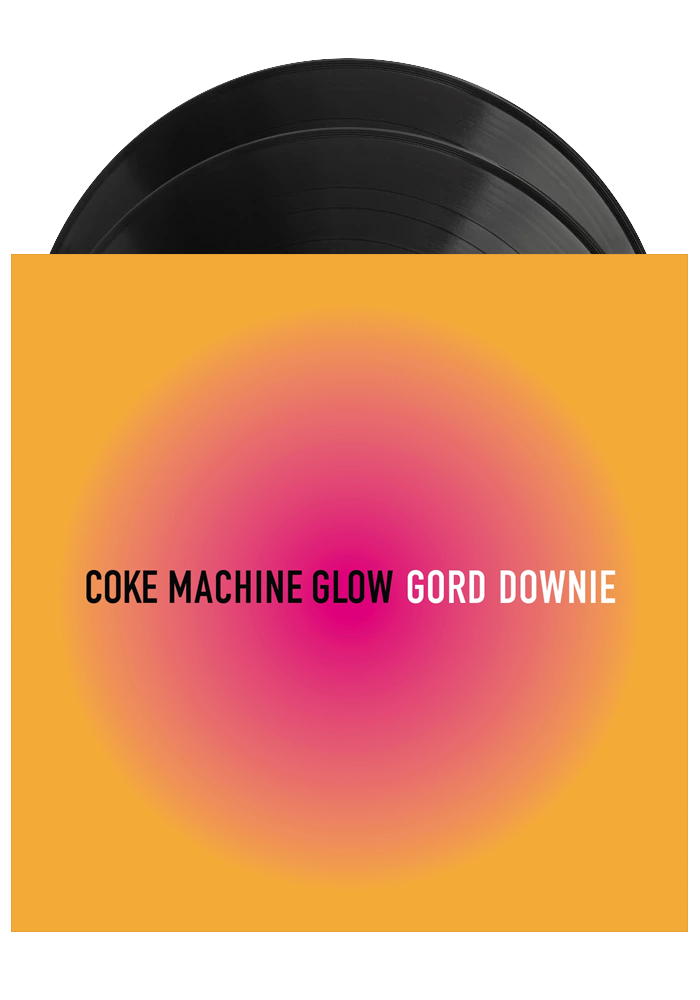 Gord Downie - Coke Machine Glow (2LP)