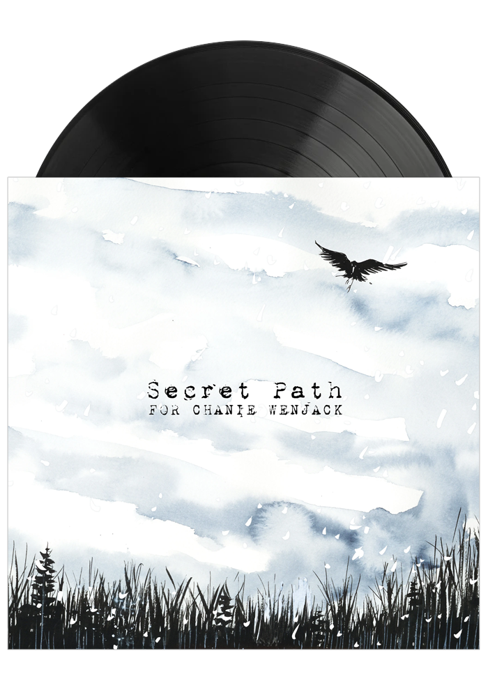 Gord Downie - Secret Path (Deluxe LP)
