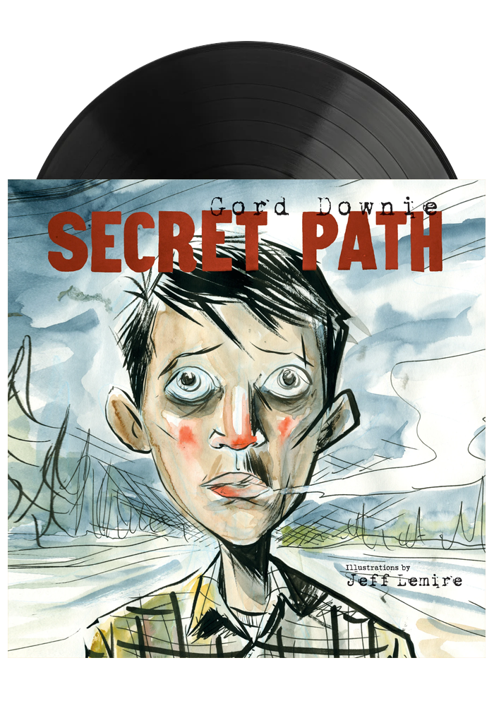 Gord Downie - Secret Path (LP)