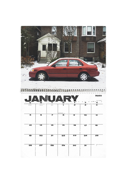 Girlfriend Material - Cool Car (LP+Cool Cars Calendar)