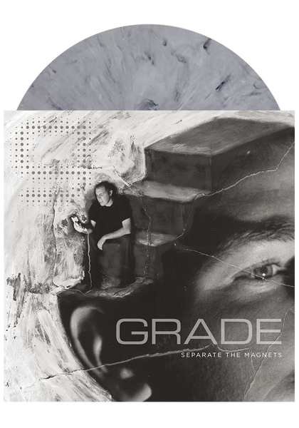 Grade - Separate The Magnets (Grey LP)
