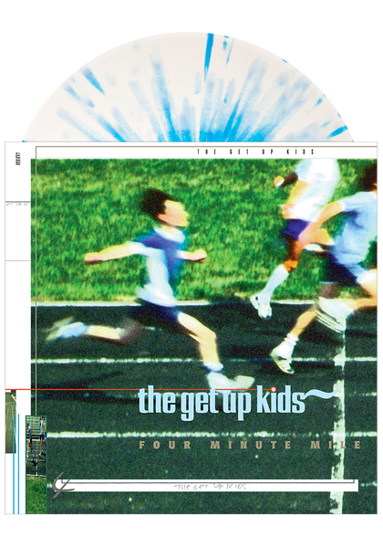 The Get Up Kids - Four Minute Mile (LP)