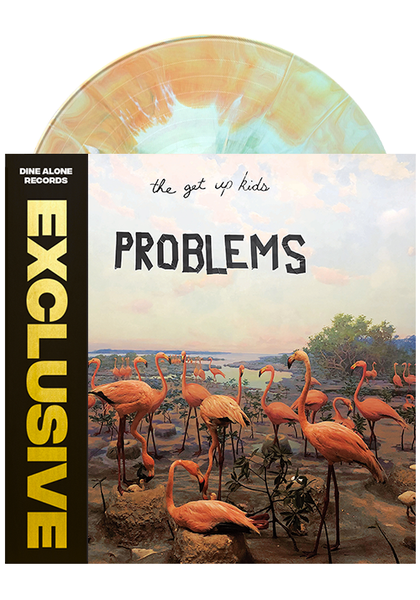 The Get Up Kids - Problems (Swirl LP)