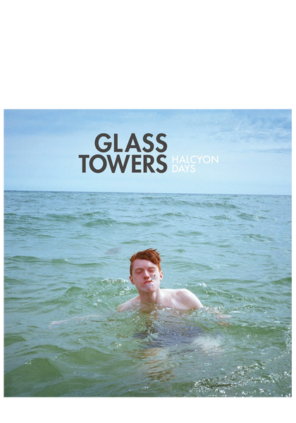 Glass Towers - Halcyon Days (CD)