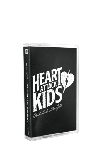 Heart Attack Kids - Bad Luck Like Gold (CS)