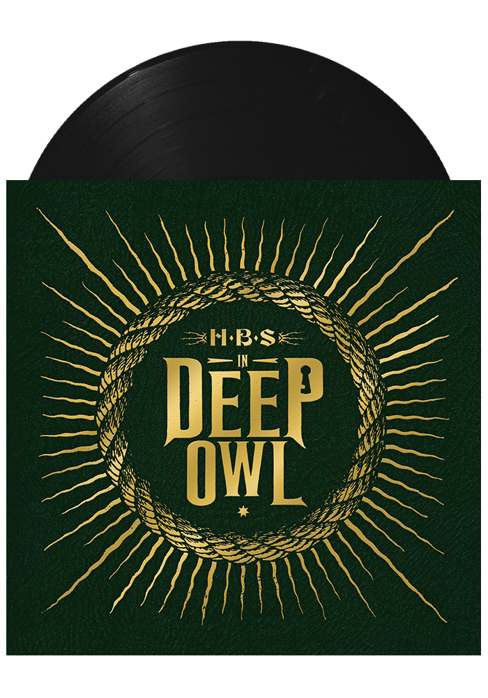 HBS - In Deep Owl (LP)