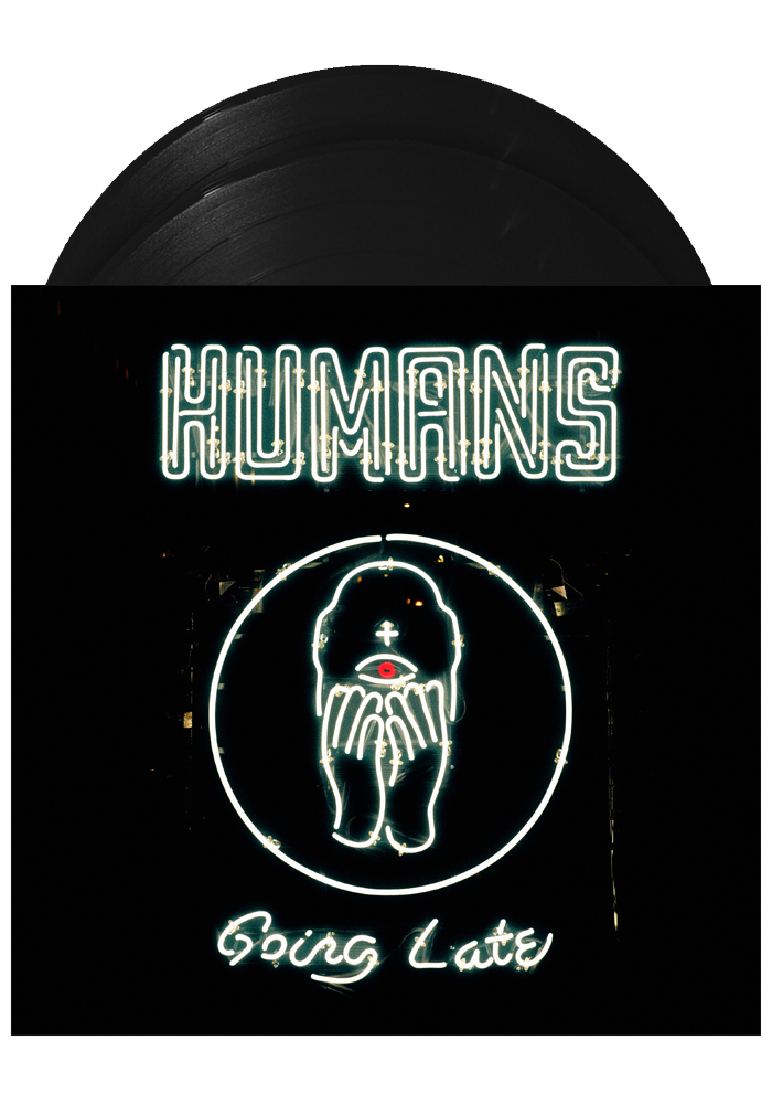 Humans - Going Late (2LP)