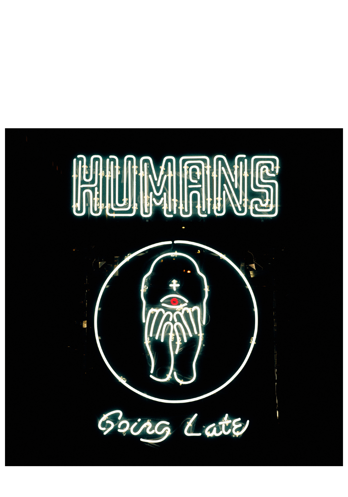 Humans - Going Late (CD)