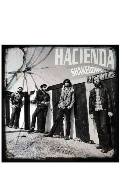 Hacienda - Shakedown (CD)