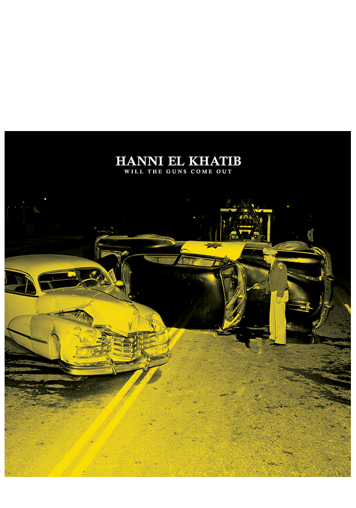 Hanni El Khatib - Will The Guns Come Out (CD)