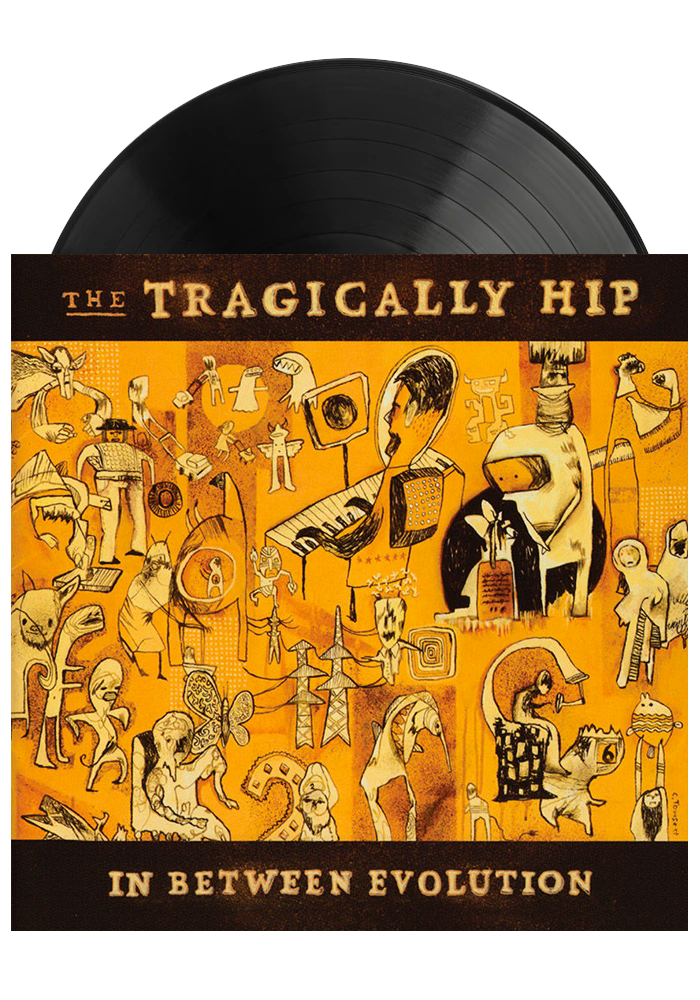 The Tragically Hip - In Between Evolution (LP)