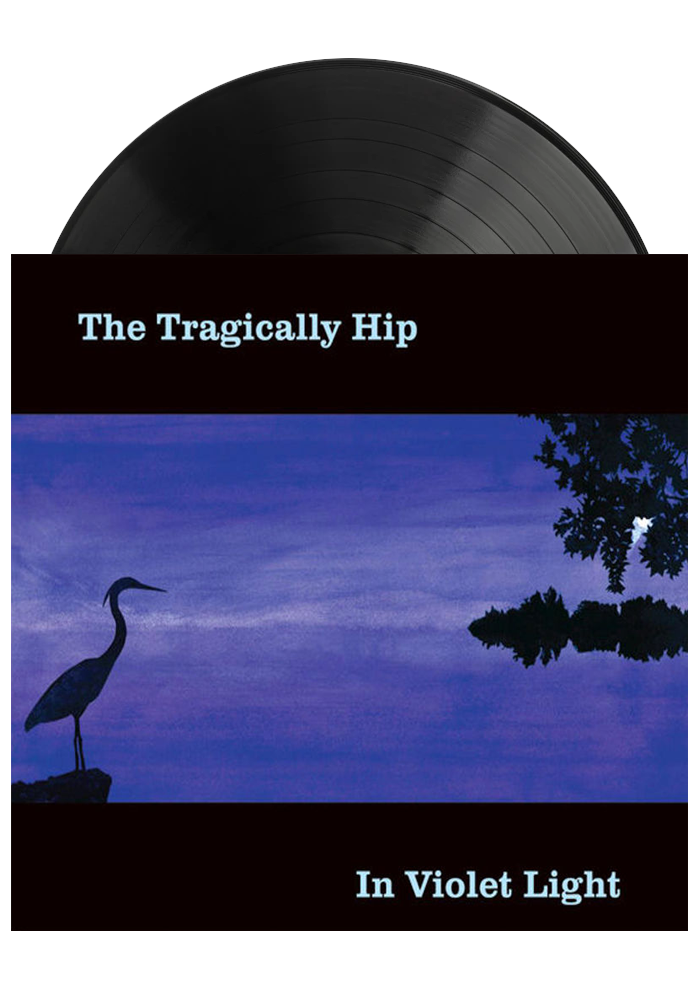 The Tragically Hip - In Violet Light (LP)