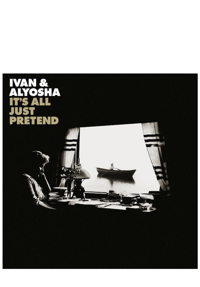 Ivan & Alyosha - It's All Just Pretend (CD)