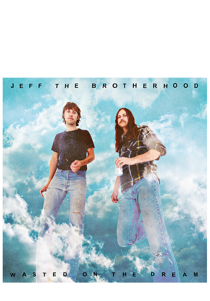 JEFF The Brotherhood - Wasted On The Dream (CD)