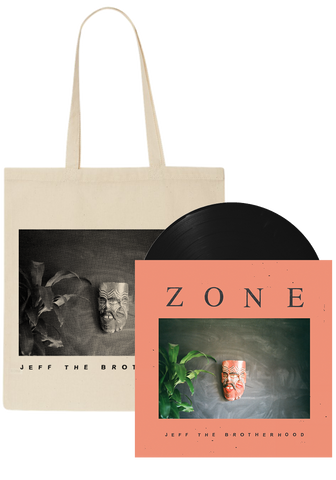 Zone (Black LP + Tote Bundle)