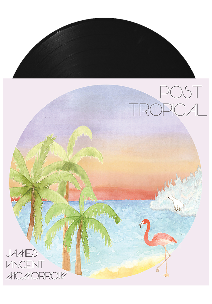 James Vincent McMorrow - Post Tropical (LP)