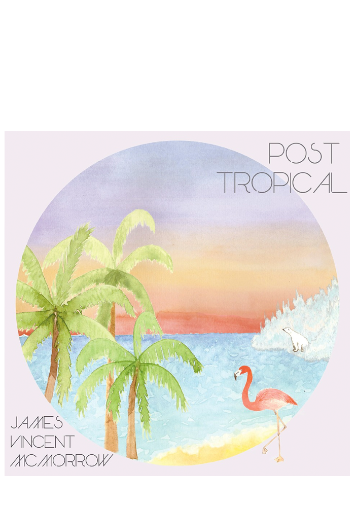 James Vincent McMorrow - Post Tropical (CD)
