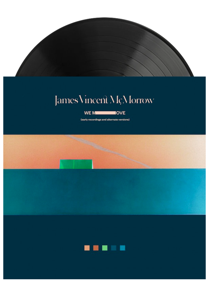 James Vincent McMorrow - We Move: Early Recordings and Alternate Versions (LP)