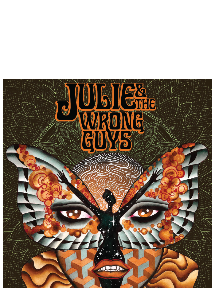 Julie & The Wrong Guys - Julie & The Wrong Guys (CD)