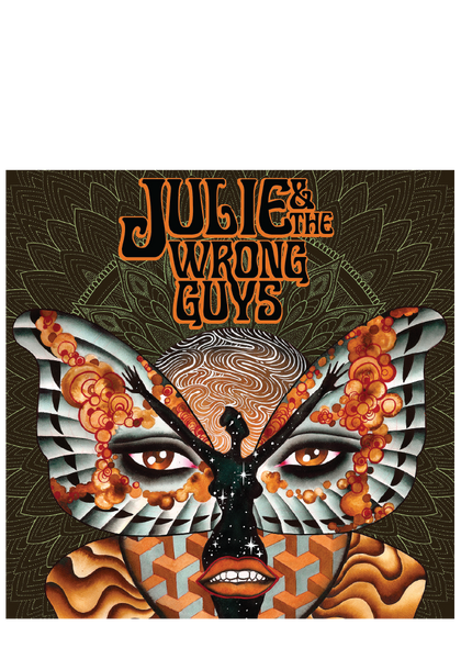 Julie & The Wrong Guys (CD)