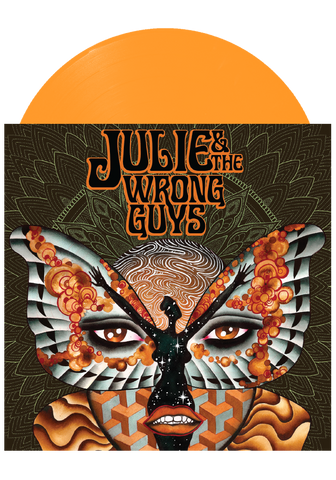 Julie & The Wrong Guys - Julie & The Wrong Guys (LP)