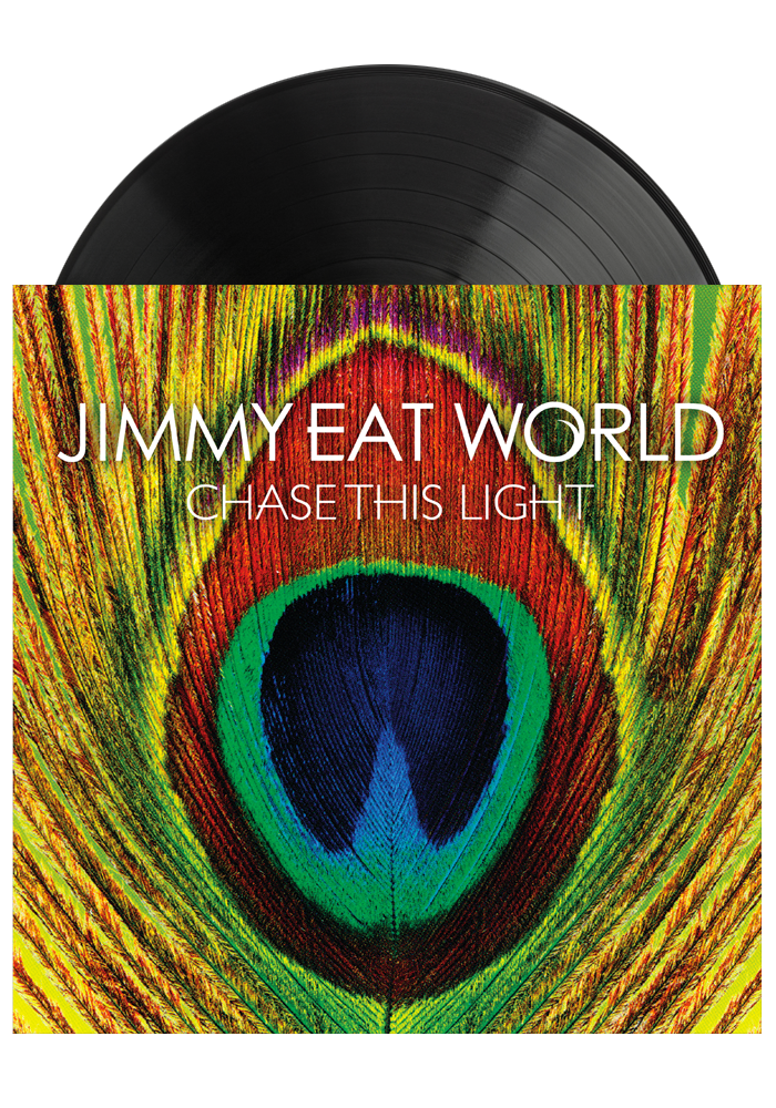 Jimmy Eat World - Chase This Light (LP)