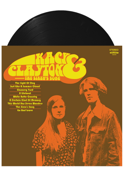 Kacy & Clayton - The Siren's Song (LP)