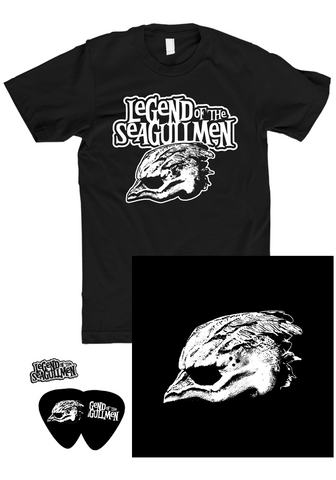 Legend of the Seagullmen - Legend of the Seagullmen (CD Bundle)
