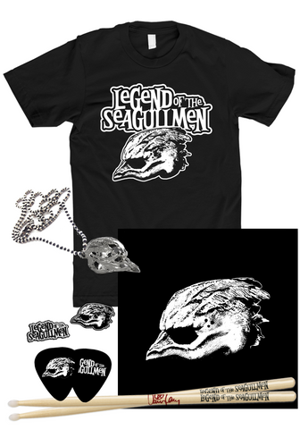 Legend of the Seagullmen - Legend of the Seagullmen (CD Mega Bundle)
