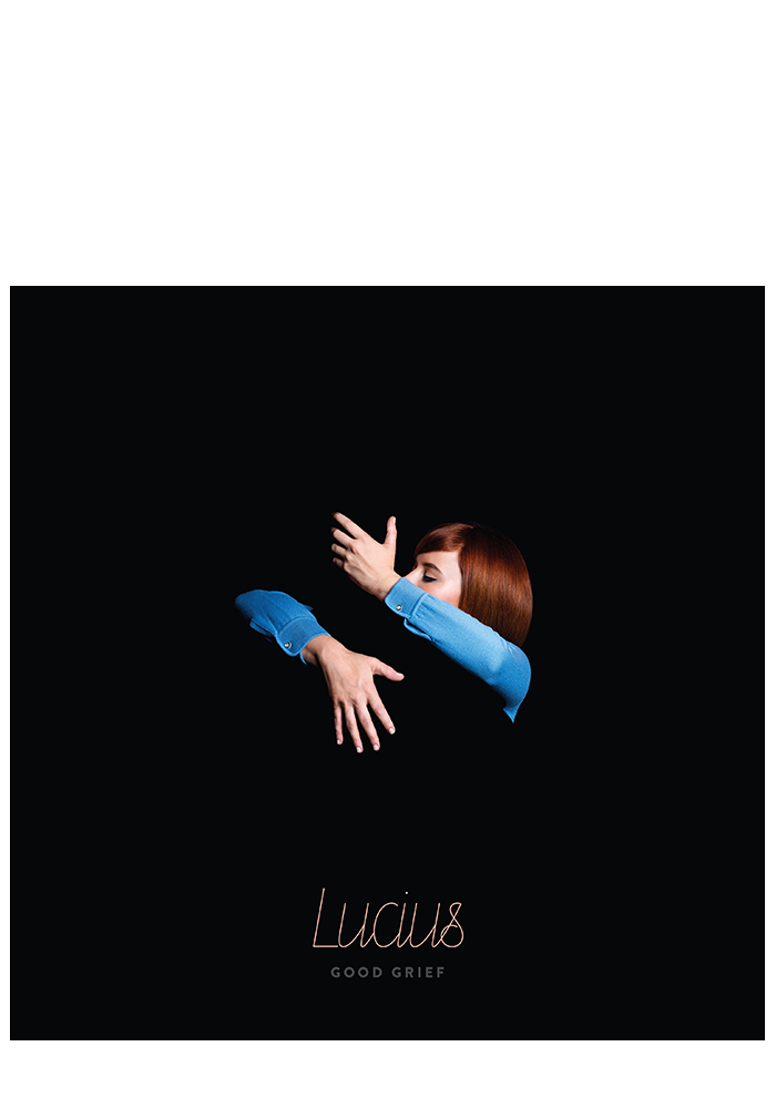 Lucius - Good Grief (CD)