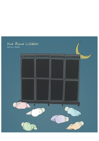 Dine Alone Lullabies (CD)