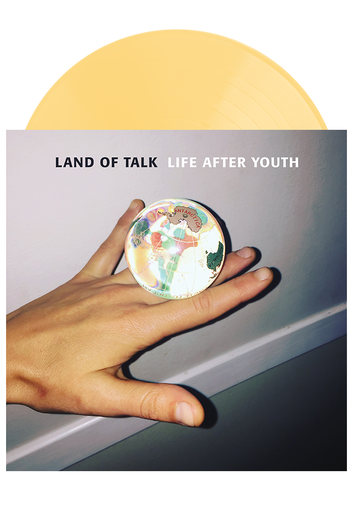 Land of Talk - Life After Youth (Yellow LP)
