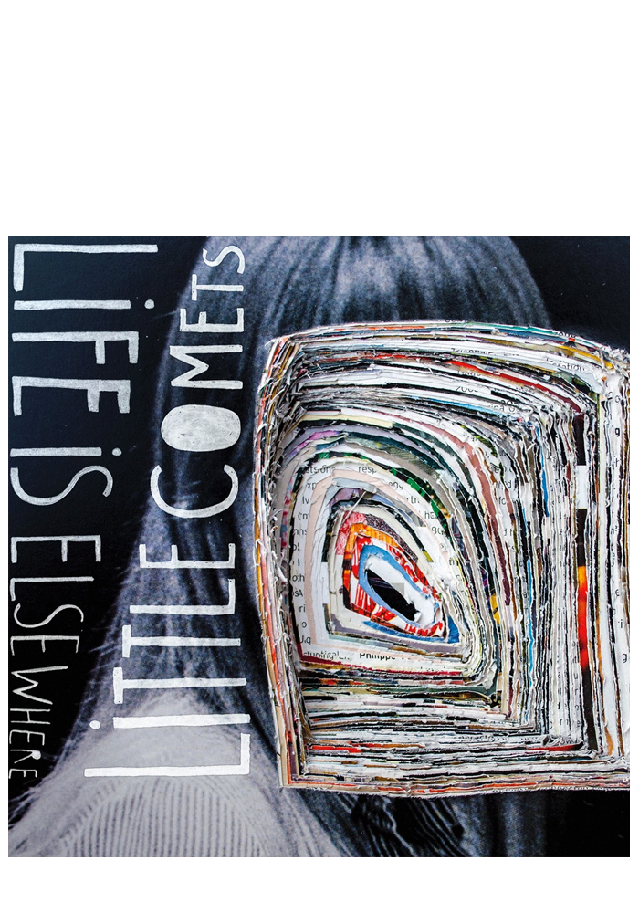 Little Comets - Life Is Elsewhere (CD)