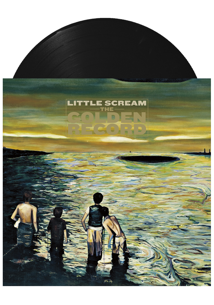 Little Scream - The Golden Record (LP)