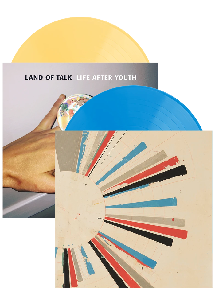 Land Of Talk - Indistinct Conversations / Life After Youth (LP Bundle)