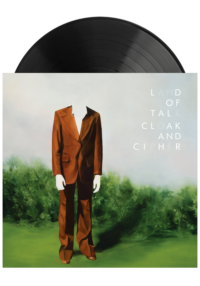 Land Of Talk - Cloak and Cipher (LP)