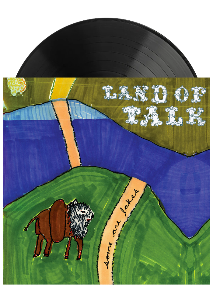 Land Of Talk - Some Are Lakes (LP)